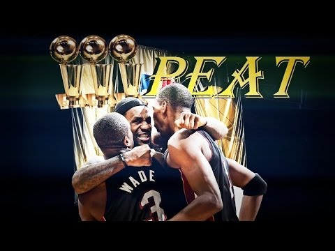 "Miami Heat ""Big 3"" 2014 - 3 PEAT ᴴᴰ"