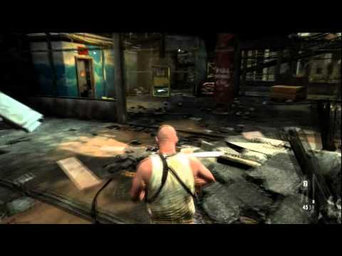 Max Payne 3 Walkthrough Chapter 12-The Great American Savior of the Poor
