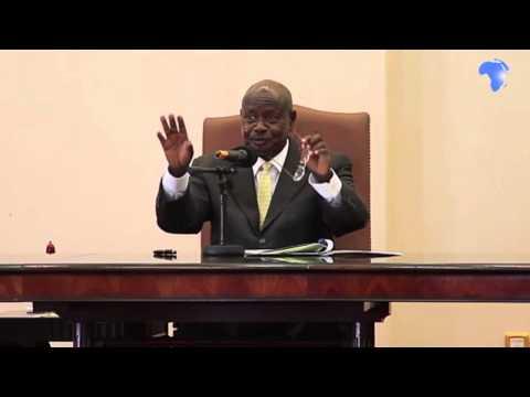 Museveni signs anti-gay bill