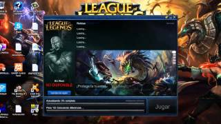 Como Descargar E Instalar League Of Legends 2014 GRATIS