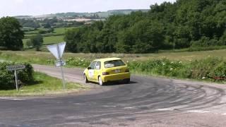Vid�o Rallye International de Bourgogne C�te Chalonnaise 2013 [HD] par Rallye Racing (3840 vues)