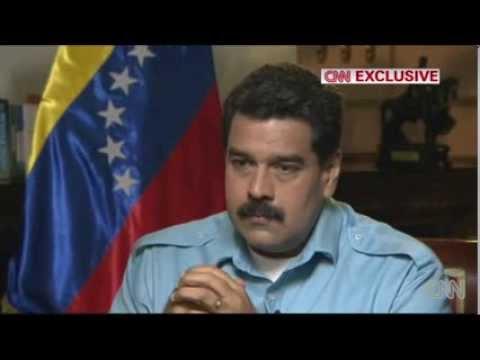 Entrevista de Christiane Amanpour a Nicolás Maduro | Parte 2