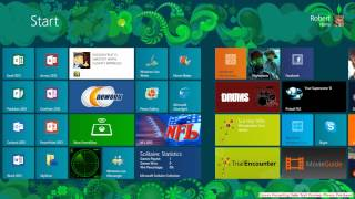 Windows 8 Screen Capture