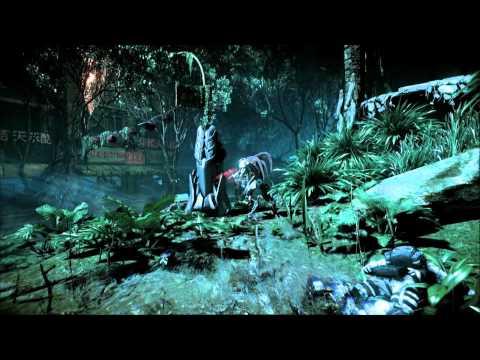 Первый тизер Crysis 3.