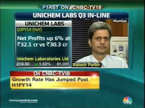 Secondary sales growing above industry average: Unichem