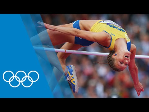 Anatomy of a High Jumper with Derek Drouin [CAN]