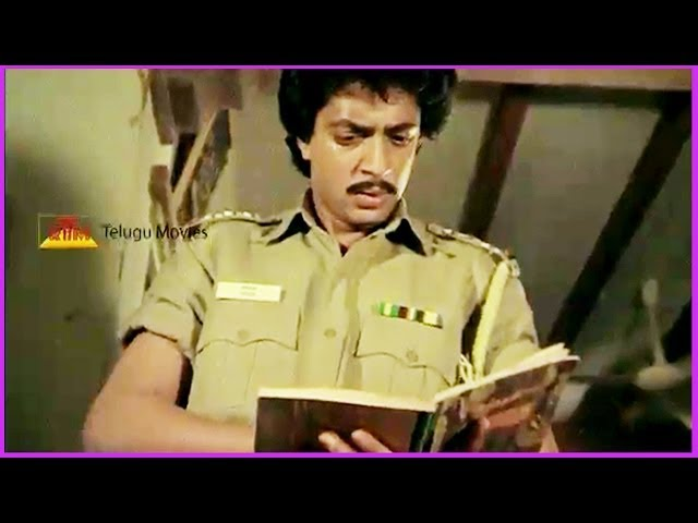Raghuvaran Remembering Childhood Memories - In Kondaveeti Siva Telugu Movie