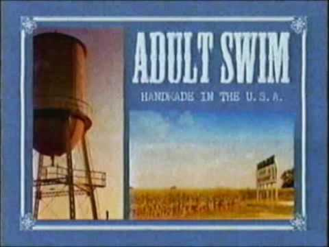 (Adult Swim Bump) Handmade in the USA (Full Song)