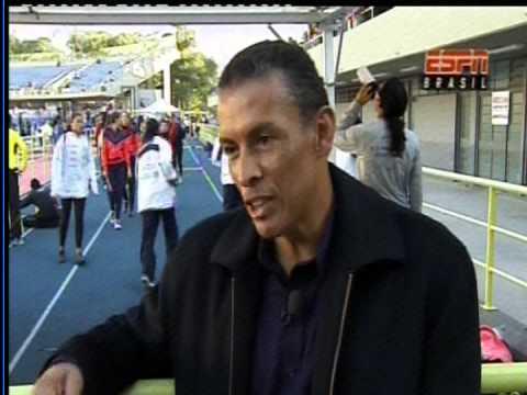 Entrevista Com Joaquim Cruz