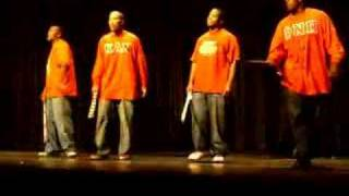 Kappa Alpha Psi Fraternity Step Show