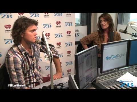 Newstalk ZB and Radio Sport: Lou Vincent - Part 1