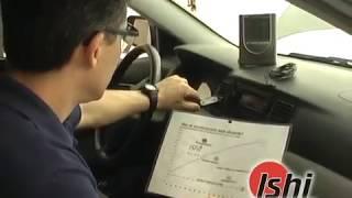 CARGA DE GAS AR CONDICIONADO AUTOMOTIVO Ishi
