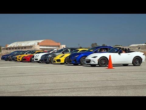 Dragrace des Jahres: 10 Supercars machen das Rennen