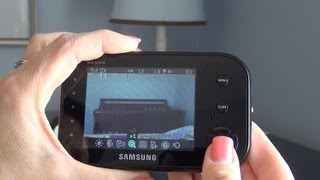 Samsung Safeview Video Baby Monitor Review