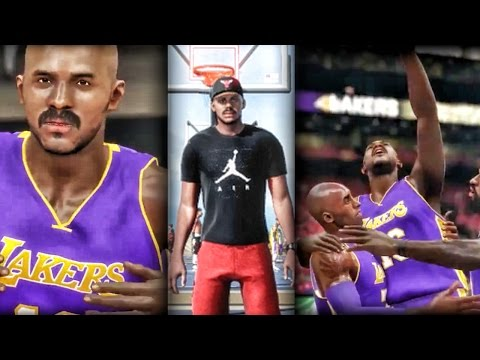 THE RETURN OF PATRICK HORSLEY! NBA 2k16 My Park Gameplay - Dominating the Game!