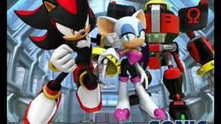 Sonic Heroes This Machine (Team Dark Theme Song)
