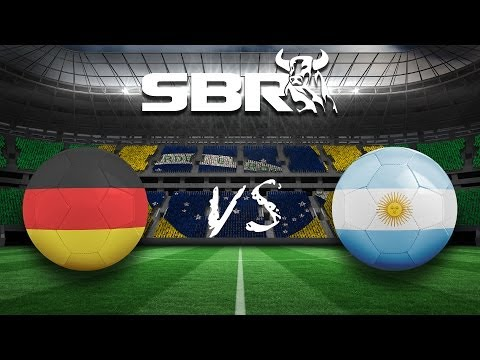 Germany vs Argentina 13.07.14 | 2014 World Cup FINALS Preview