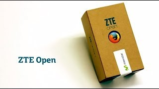 MOVISTAR ZTE Open Unboxing