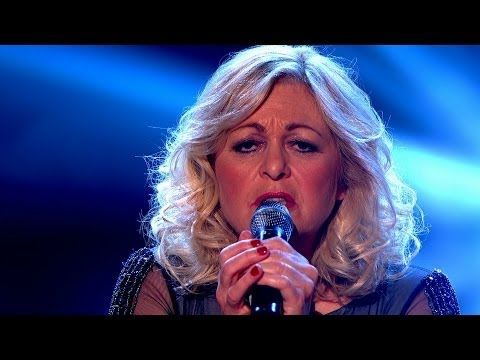 Sally Barker performs 'To Love Somebody' - The Voice UK 2014: The Live Quarter Finals - BBC One