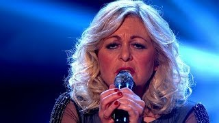 Sally Barker Performs 'To Love Somebody' The Voice UK
