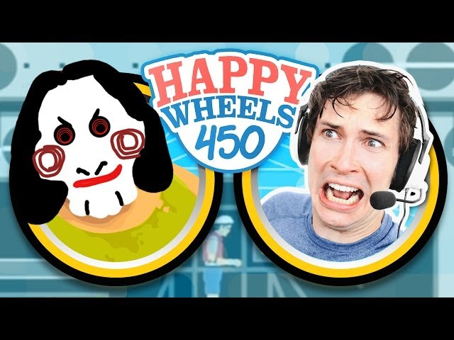 SAW - Happy Wheels