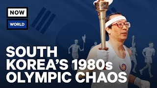 The Chaos Before South Korea's Last Olympics | NowThis World
