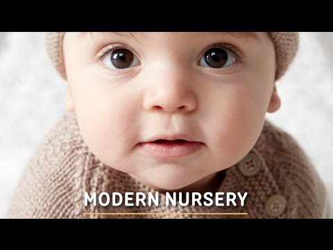 Lookbook: Modern Nursery - Free Patterns + Tutorials
