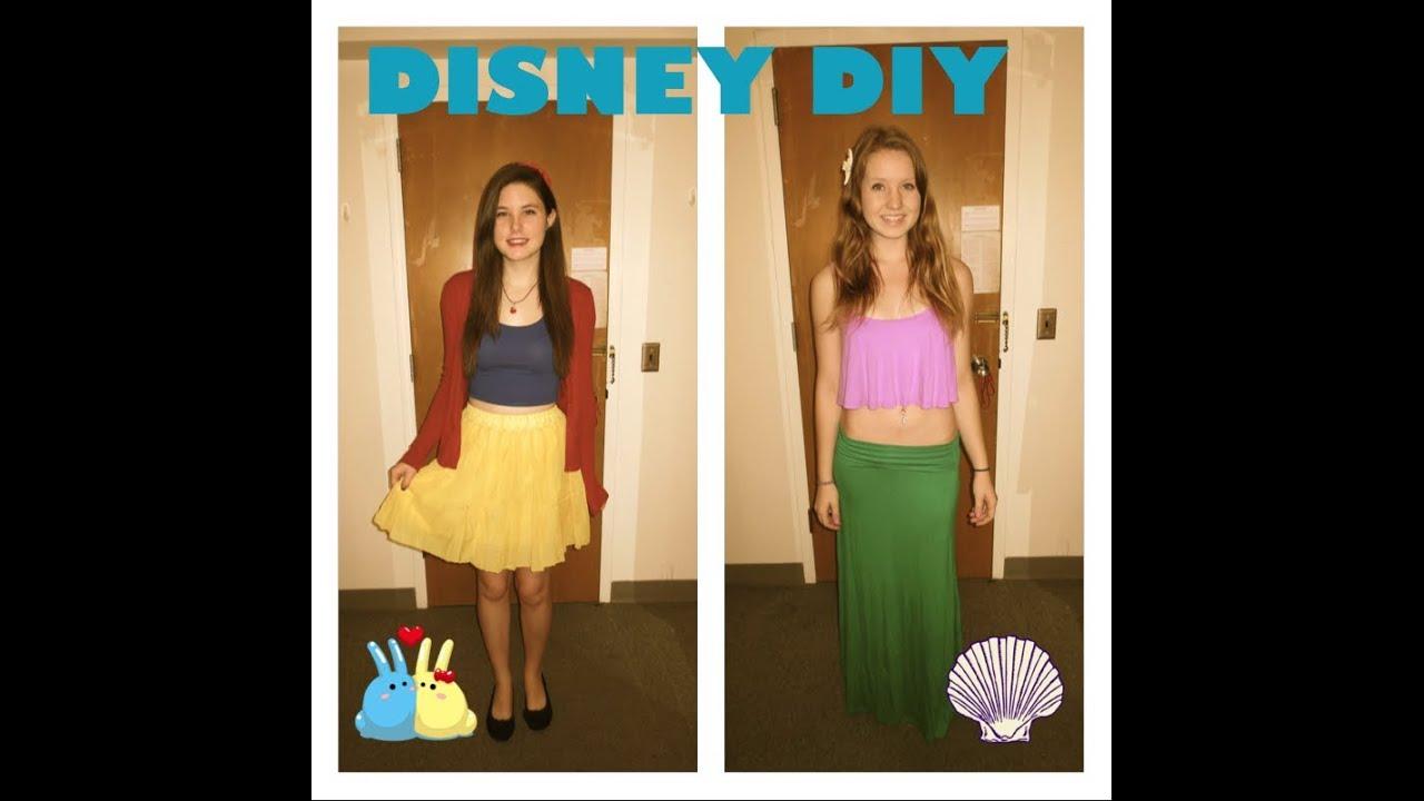 diy disney princess halloween costumedisneybound on the hunt