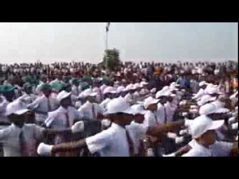 Republic day grand parade at Marine Drive, Mumbai - India - 26th Jan 2014 - Part 8