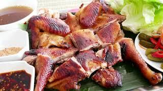 Gà quay, Gà nướng - Bí quyết ướp Gà và Quay Gà, nướng Gà sao cho ngon by Vanh Khuyen