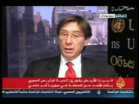 Al Jazeera Arabic: Ambassador Wittig on Syria, 30 January 2012
