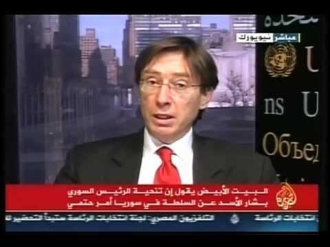Al Jazeera Arabic: Ambassador Wittig on Syria, 30 January 2012
