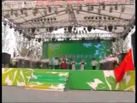 15th Beijing International Tourism Festival, 2013 - Italy Folk Dance CHINO(2)