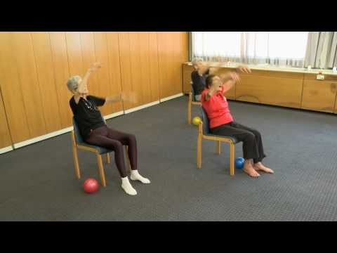 Senior Fitness - Exercises for the Over 60's - Lesson 2