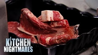 Delusional Owner 86's Almost Everything - Kitchen Nightmares