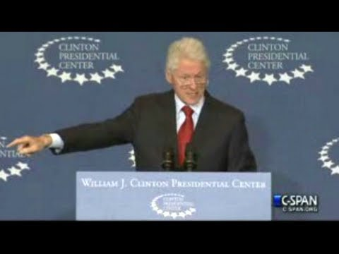 "President Clinton Praises Health Care Law (The Affordable Care Act, aka ""Obamacare"") Full Speech"