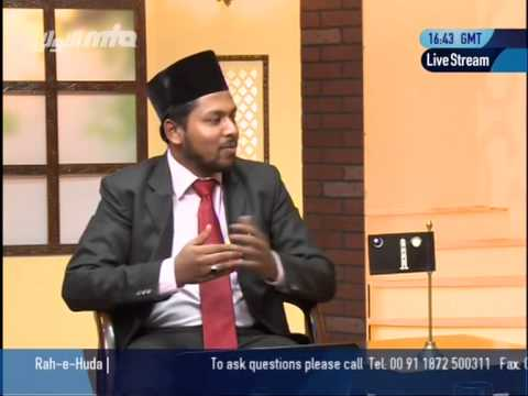 Urdu Rahe Huda 19th July 2014 - Ask Questions about Islam Ahmadiyya