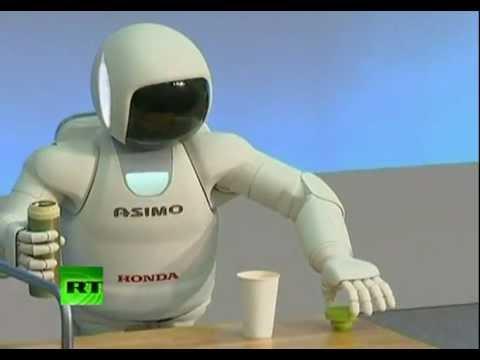 Un robot inteligente capaz de ayudar en una crisis nuclear