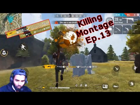 Free Fire Alchemists killing montage video EP. 13||1 vs 1 funny custom ||Free fire alchemists
