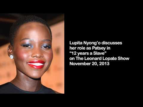 Oscar Winner Lupita Nyong'o on