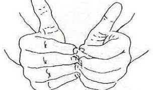 Acupressure: Rubbing Fingernails To Reduce Hair Loss
