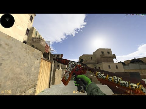 CS 1.6 CS GO Specialist Gloves (Emerald Web) Skin Pack by Andropack TR