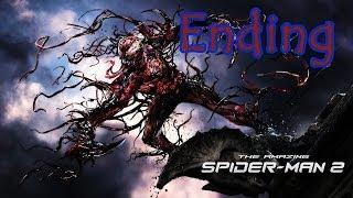 The Amazing Spider-Man 2 Ending Cutscenes/Cinematics