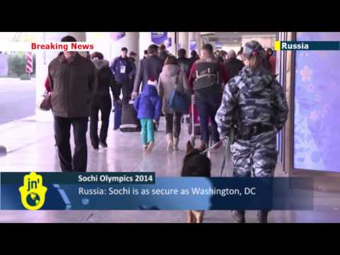 Sochi on guard: Potential toothpaste tube bomb threat prompts tight security