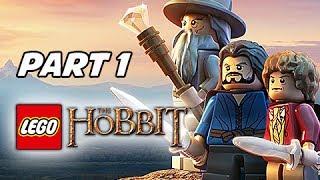 LEGO: The Hobbit Walkthrough Part 1 Erebor & Burglers