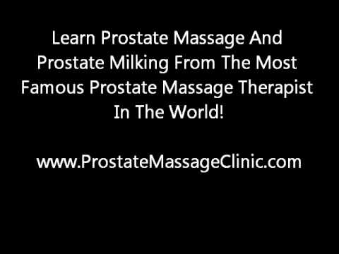 Prostate Health-Have You Tried Milking Your Prostate?