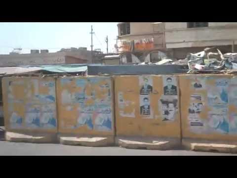 Travel in the Baghdad Red Zone