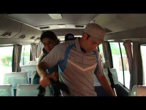 2010 Japan Open Disc Golf Intro