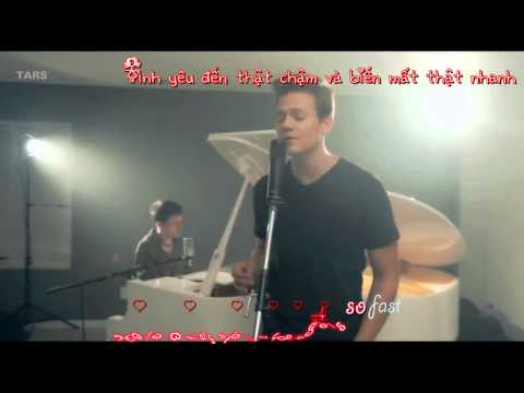 [Vietsub+Kara Lyrics] Let Her Go - Tyler Ward - Kurt Schneider (Cover)