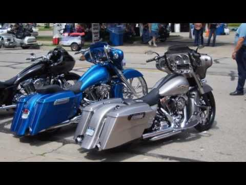 Motorcycles Baggers
